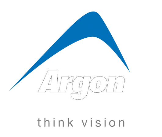 Argon Security logo and strapline