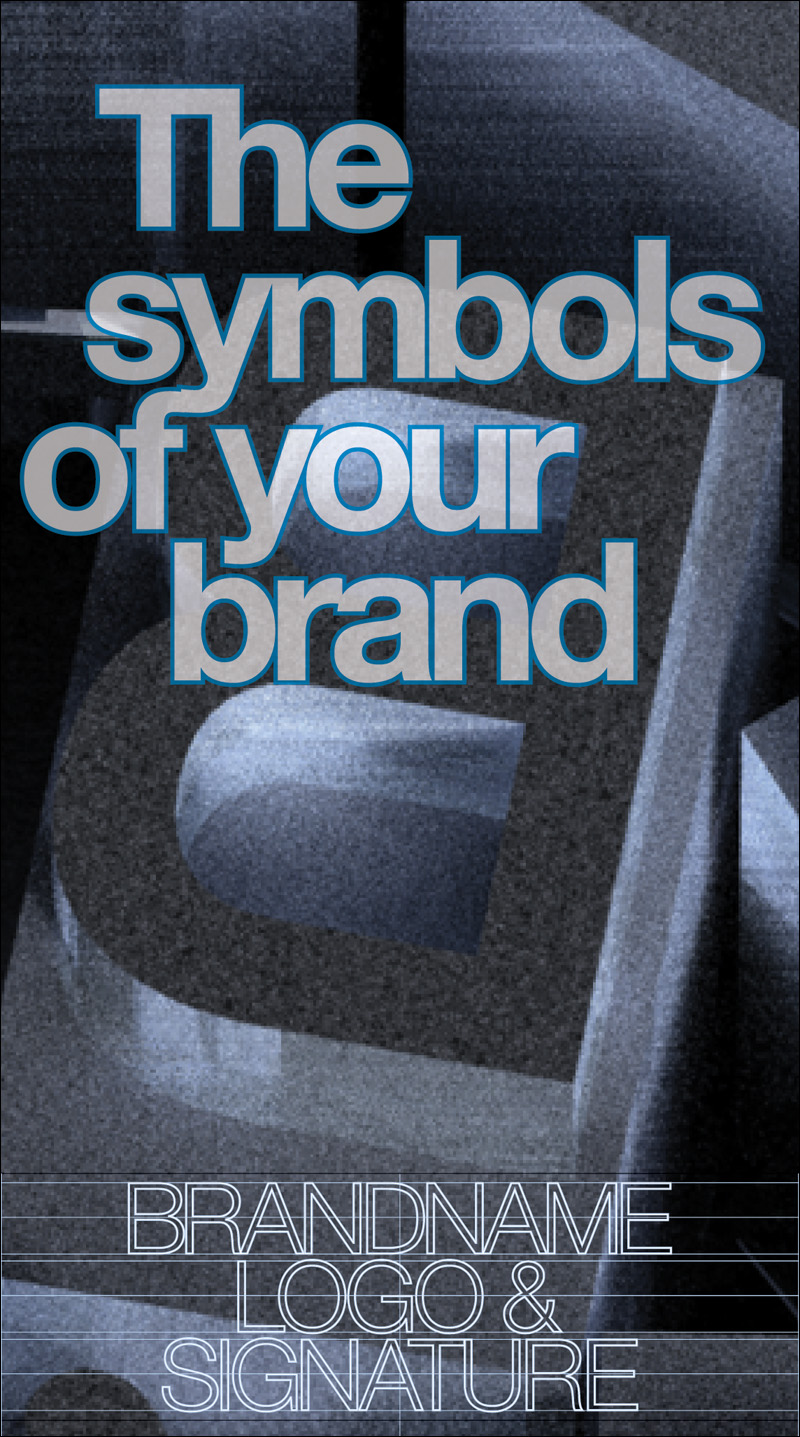 The symbols of your brand