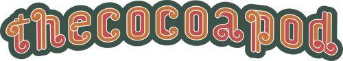 The Cocoa Pod logo